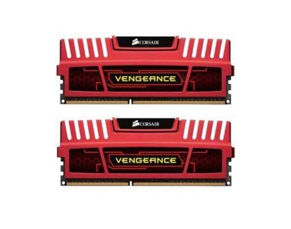 4 x 4 GB Corsair Vengeance Green 16GB Kit DDR3 PC3-12800 CL9 für nur 96,43 EUR inkl. Versand
