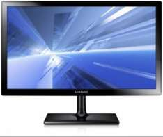 "[Cyber Monday] Samsung 24"" LED Monitor (T24C350EW)"