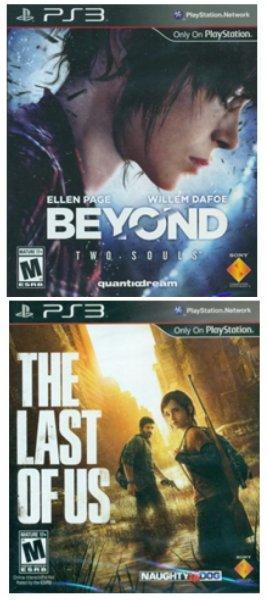 [Play-Asia Weekly Deals] u.a. The Last of US (PS3) für 21,35 inkl. VSK. u. Beyond Two Souls (PS3) 20,65 inkl. VSK