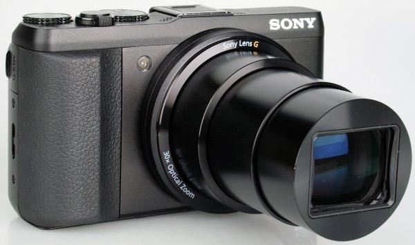SCHWEIZ: Sony Cyber-shot DSC-HX50V