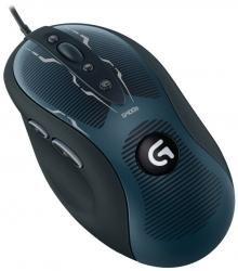 Logitech G400s Gaming Maus