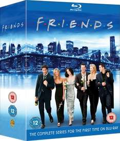 Black Friday - Friends - The Complete Collection(Blu-ray) für 60€