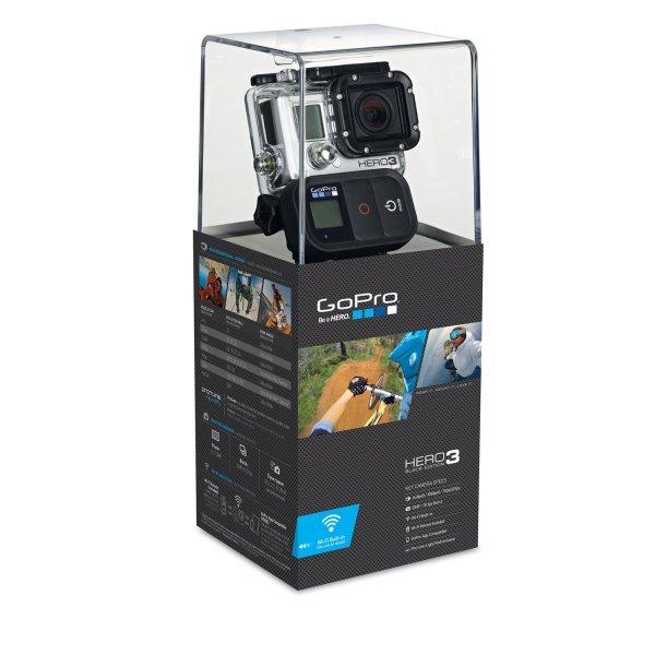 Black Friday - GoPro HERO3 Black Edition für 279,57€