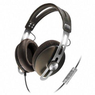 [Amazon.de] Sennheiser Momentum On-Ear Kopfhörer (braun) für 219,99 Euro