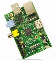 Raspberry Pi Model B, 512MB RAM (Rev. 2.0)