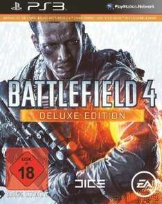 Cyber Monday - Battlefield 4 Deluxe Edition für PS3 und Xbox360 @Amazon