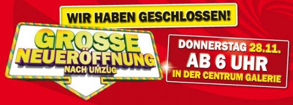 MM Dresden - große Neueröffnung