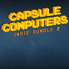 Capsule Computers Indie Bundle 2 @ groupees.com [Desura / Steam / DRMFree]