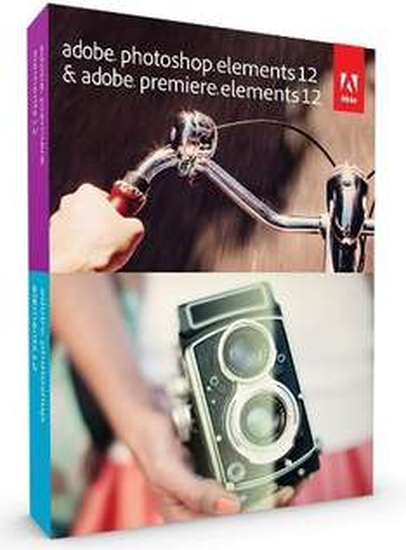Adobe Photoshop Elements 12 & Premiere Elements 12 @ amazon