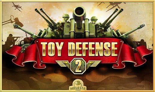 [iOS] Toy Defence 1 und 2 kostenlos @ ITunes