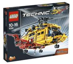 Lego Technic Helikopter - 9396   LINK im Thread ! war zu d**f