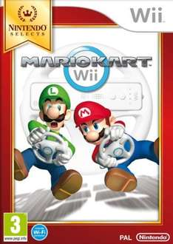 Nintendo™ - Mario Kart Wii [Nintendo Selects] für €21,33 [@Shopto.net]