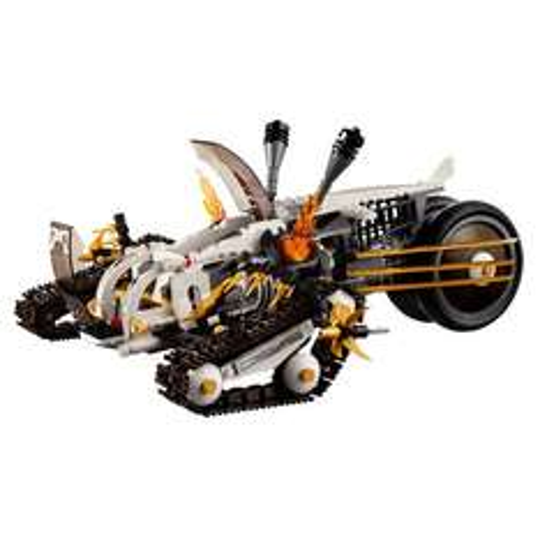 LEGO Ninjago Ultraschall Raider für 45,04€ @ real.de
