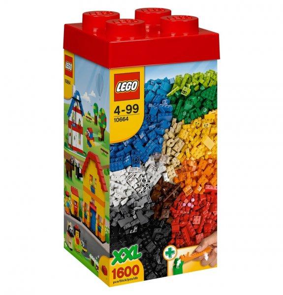 LEGO XXL Steinebox 10664 (evt. mit Qipu) und 10%-Rabattcode - nur noch heute!