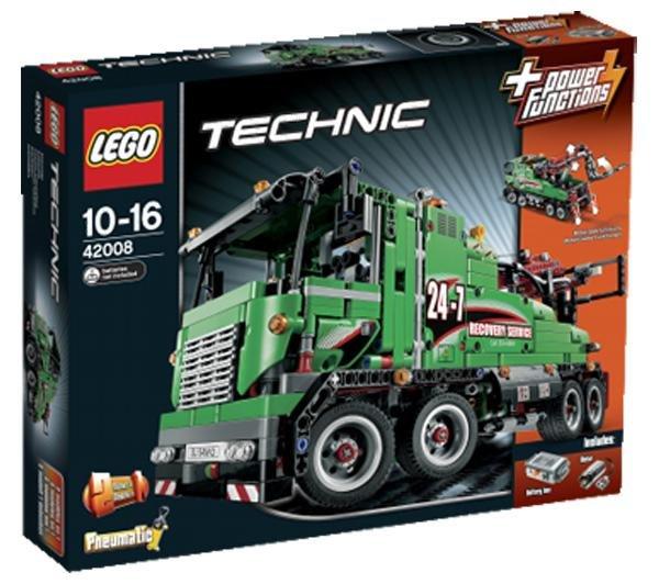 Lego Technic Abschlepptruck - 42008