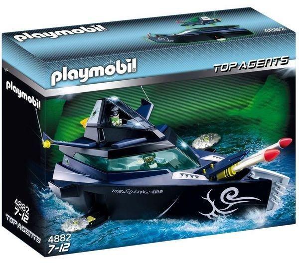 PLAYMOBIL 4882 – Robo-Gangster Turbokampfschiff für nur 30,90 EUR inkl. Lieferung