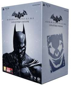Black Friday - Batman: Arkham Origins Collector's Edition (PS3/Xbox) für 67€ @Amazon.co.uk