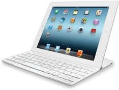 Ultrathin Keyboard Cover Bluetooth-Tastatur (Apple iPad 4, iPad 3 und iPad 2.) für 57€ - 20€ Cashback @ Cyber Monday