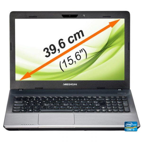 Medion Akoya P6640 MD 99220 Notebook i3-3120M für nur 333,- EUR inkl. Versand [B-Ware/12 Monate Garantie]