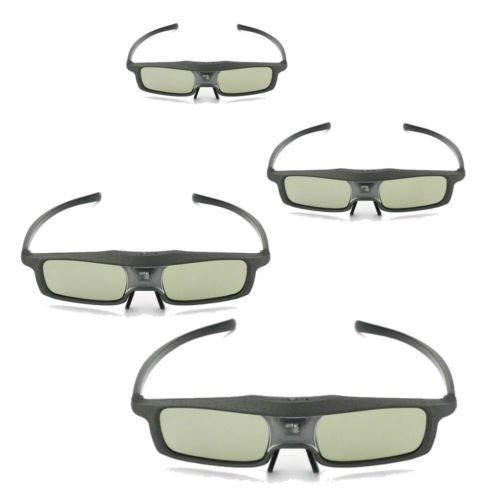 4x SainSonic 144 Hz DLP-Link 3D-Brille für 57,95 Euro @ eBay