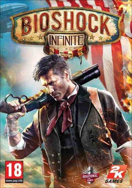 BioShock Infinite (Steam)für 7,18€ @ Gamefly