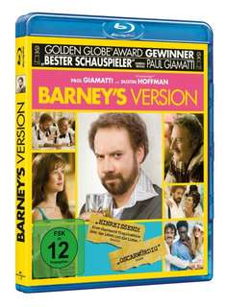 [Blu-ray] Barney's Version für 4,97€ @ amazon.de bzw. ~5,50€ mit WHD-Buch