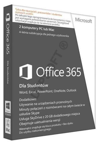 [ebay] MS Office 365 University - 2 PC - 2 MAC - 4 Jahres Abo für 49,90€ (inkl. MS Weihnachts-Aktion)