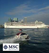 MSC Divina - Karibik Kreuzfahrten ab Miami - 130€ Kabinenrabatt