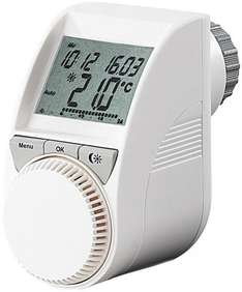 [Region Stuttgart] Heizkörper-Thermostat (auch mit Funk) für 10 € bei GLOBUS