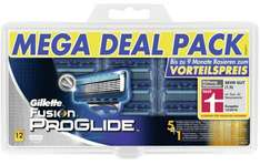 CyberMonday - Gillette Fusion ProGlide Klingen 12er Pack ab 09:30 Uhr am 28.11.2013 @Amazon.de