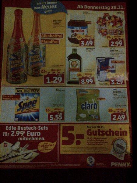 [LOKAL][Berlin] Penny Neueröffnung: Red Bull 3.29€ + weitere Angebote