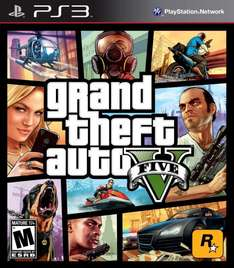 Grand Theft Auto V (PS3) [Digital Code] für 25 €