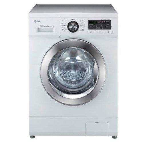 """LG™ - Frontlader-Waschmaschine """"F1496QD1"""" (7kg,1400U/m,LC-Display,A+++) ab €372,55 [@eBay.de]"""