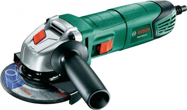 Bosch Winkelschleifer PWS 700-115 700 W Ø 115 mm im Koffer, inkl. Versand für 40,01 EUR