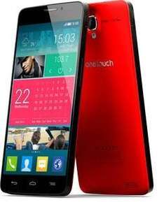 Alcatel One Touch Idol X 6040D - rot