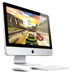 "Apple iMac 54.6cm 21.5"" QC i5 2.5GHz 4GB MC 309 D/A + Volleyball 1 Euro"