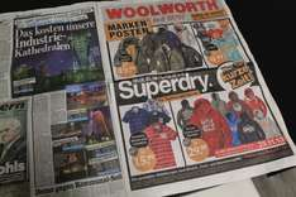 Superdry Markenposten bei Woolworth