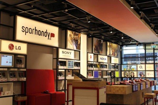 [Köln] teilweise sehr geile Smartphone Preise @Sparhandy Flagship Store - ab Freitag