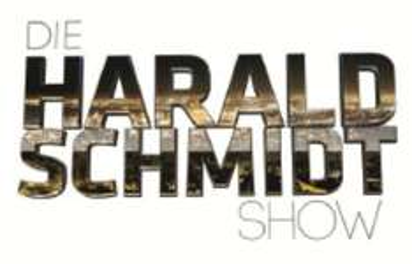 """""""Die Harald Schmidt Show"""" Freikarten"""