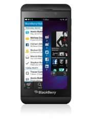 Blackberry Z10, 16GB, B-Ware, Black oder White