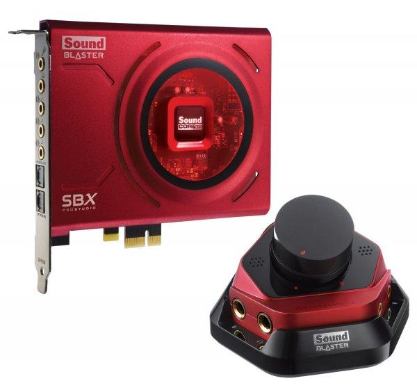 Creative Sound Blaster Zx für 99€@ Cyber Monday Blitzangebote