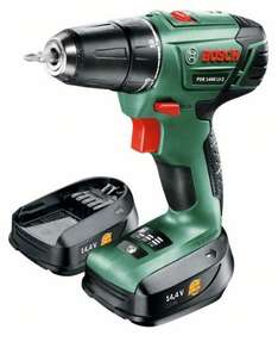Bosch PSR 14,4 LI-2 mit 2 Akkus für 104,99€ @ Cyber Monday