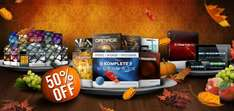 Native-Instruments Thanksgiving: bis zu 50% auf Software (z.B. Traktor Pro)