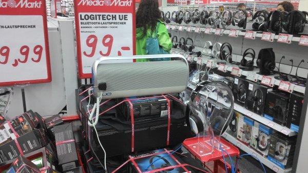(Lokal MM Bonn) Ue Boombox + Ue 4000 Kopfhörer + Tasche