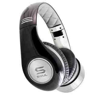 Soul by Ludacris SL300WB Schwarz/Weiß - Kopfhörer mit Noise Cancelling für 129€ @Redcoon