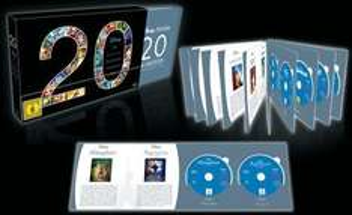 20 - Disney und Pixar - Die größten Animations Hits (Blu-ray) [Limited Edition] 110,00