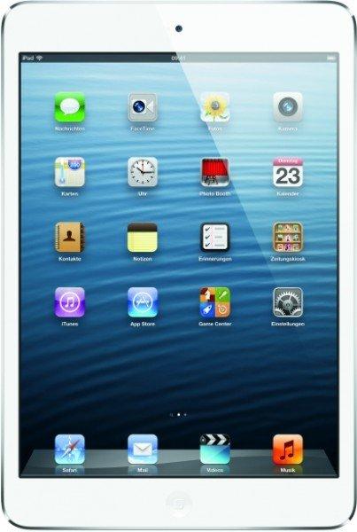 Apple Ipad Mini Wifi 16GB Weiß Versandkostenfrei @comtech ab 245€