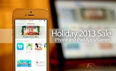 Black Friday 2013 Deals: iPhone And iPad Apps / Games Gone Free Or On Sale