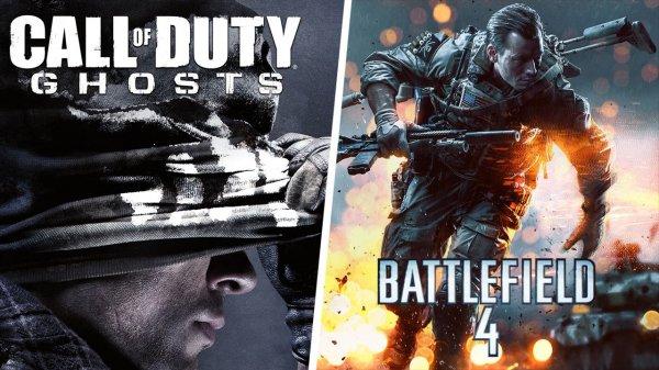 Call Of Duty: Ghosts für 36€ oder Battlefield 4 für 33,60€ inkl. Versand [XBOX 360/PS3] (Zusammen sogar nur 63,60€)