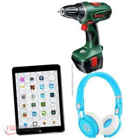 Redcoon Black Friday - 6 Uhr bis 9 Uhr - Preise jetzt bekannt (?) - iPad Air, beats mixr, PSR 12